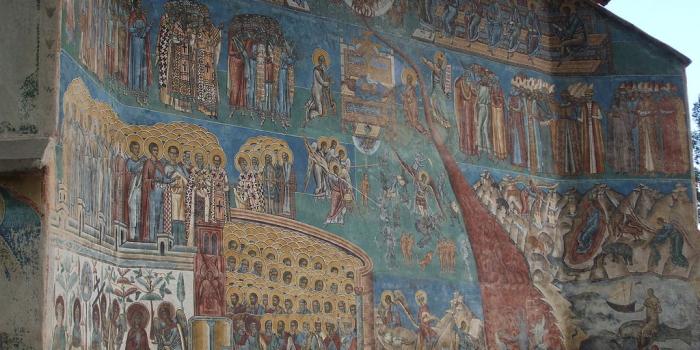 Manastirea_Voronet-Judecata_de_Apoi