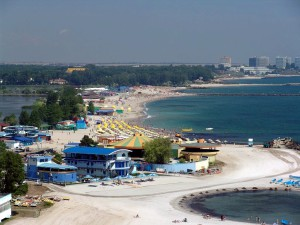 Neptun and Olimp are two of the most famous Black Sea resorts